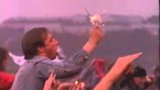 Metallica - Fade To Black Live Moscow 1991 HD