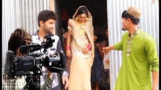 ইউটিউবের ভিডিওর শুটিং কিভাবে করে দেখুন | Bangla Funny Video Shooting | Comedy Shooting Video