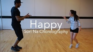 [Dance Cover] Happy - Pharrell Williams   Sori Na Choreography