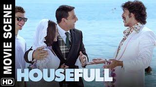 I'm Joking! Housefull | Movie Scene
