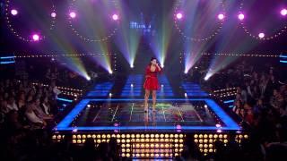 O Ses Türkiye Final - Ayda Mosharraf 'Delikanlım'