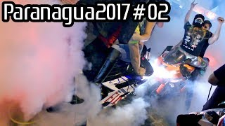 Paranagua MOTOS 2017 #02 - Revs, Backfires and Burnouts with Superbikes!