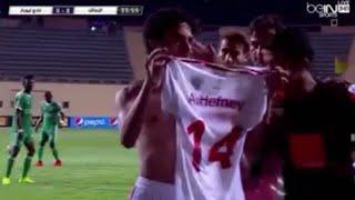 اهداف مباراة الزمالك وليوبار 2-0 الهدف الثاني للزمالك ايمن حفني من ضربة جزاء 2015 HD