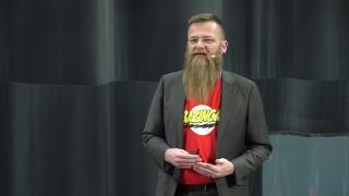 Adding value to the Internet of value | Martijn Wismeijer | TEDxSittardGeleen