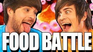 FOOD BATTLE 2012!