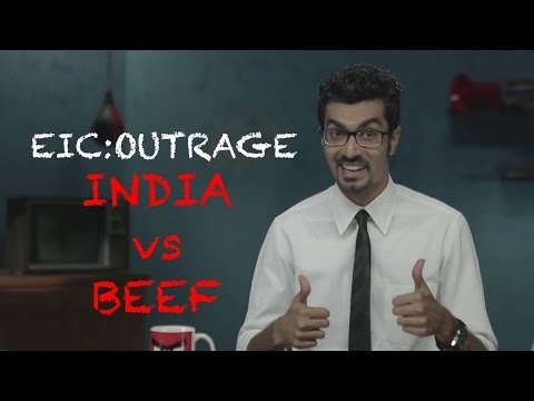 EIC Outrage: India vs Beef