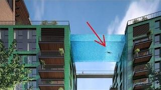 اكثر 10 حمامات سباحة مميزة فى العالم