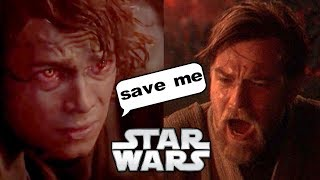 Anakin's BIG Deleted Scene Finally Revealed vs Obi-Wan - Star Wars Explained