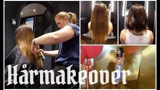 Vlogg | Klipper håret (äntligen) & Guldtuben 2017