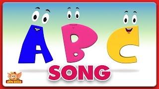 ABC Song in Gujarati- Alphabet in 3D