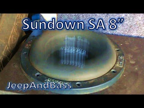 The Little Monster! Sundown Audio SA 8