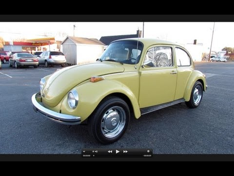 Xxx Mp4 1973 Volkswagen Super Beetle VW 1303 Start Up Exhaust In Depth Review And Test Drive 3gp Sex