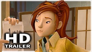 Mission Kathmandu: The Adventures of Nelly and Simon (2017) Animated Adventure Movie HD