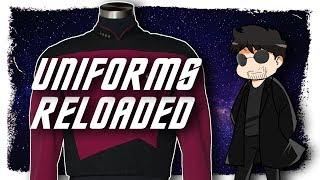 Tech Lore: Starfleet Uniforms - MAKE IT STOP