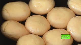 Rasgulla - Bengali Sponge Rasgulla - Eid Special Recipe