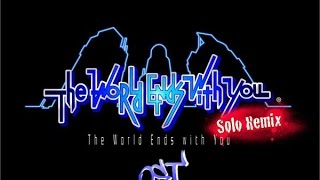 46_Hybrid~New Born_TWEWY Solo Remix OST