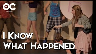 """The O.C.: The Musical (Part 14) """"I Know What Happened"""" (Marissa Shoots Trey)"""