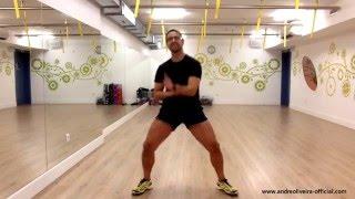 Kizomba - Atrevimento (feat. Anselmo Ralph) - Coreografia André Oliveira