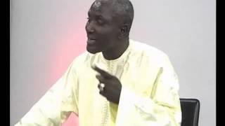 Nadjirou Sall à l'émission Ngalu, 2STV, 18 mai 2013 - Deuxième partie
