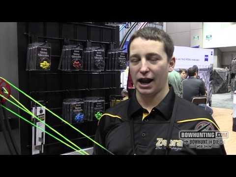 Zebra Bowstrings Trophy X ATA Show 2015
