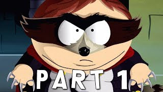 SOUTH PARK THE FRACTURED BUT WHOLE Walkthrough Gameplay Part 1 - Cartman (PS4 Pro)