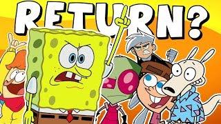 RETURN of the Nicktoons Era?