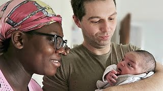 FIRST MONTH WITH NEWBORN BABY  Naming Ceremony