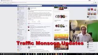 Traffic Monsoon Updates