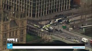 شهود يروون ما حدث لحظة الاعتداء قرب البرلمان البريطاني