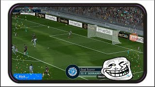 Wtf And Funny Pes2019 Mobile Moments