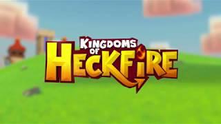 Kingdoms of Heckfire Cinematic Trailer