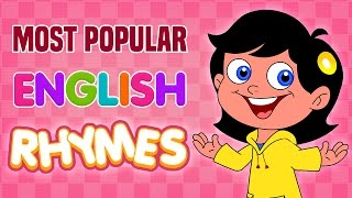Most Popular English Rhymes| Non-Stop Compilations | Magicbox Animation | Rhymes for Kids