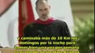 Steve Jobs discurso a stanford  1 de 2 español latino NUTRICIÓN ESTÉTICA.mpg