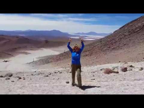 Chile - 25000 metrov nad morom VERTICAL