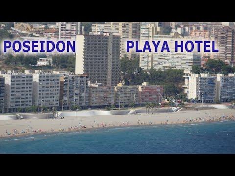 Hotel Poseidon Playa - Benidorm, Spain 2016 4K