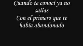 Cuando te Conocí - Andres Calamaro Lyrics