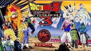 DRAGON BALL Z BUDOKAI TENKAICHI 3 LATINO VERSION FINAL GAMEPLAY PART 23