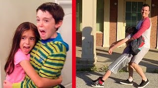 BACK TO SCHOOL!! (Crazy Family Compilation)