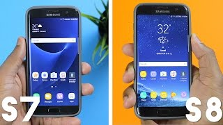 How to Convert Galaxy S7/S7 Edge to Galaxy S8/S8+