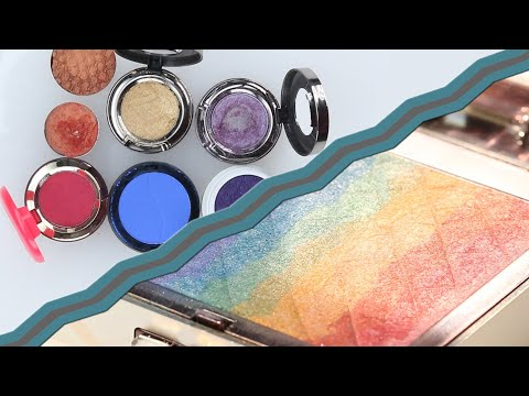 4 Easy Ways To Make Your Own Makeup