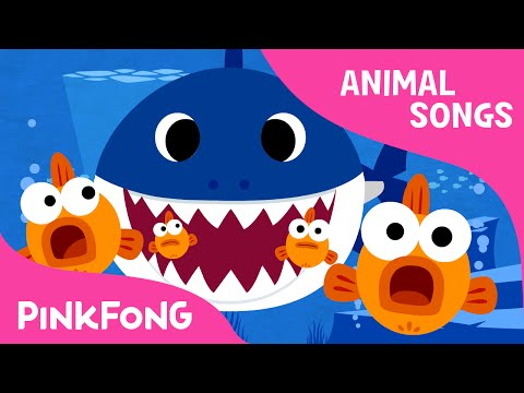 Baby Shark | Animal Songs | PINKFONG Songs for Children