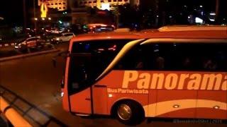 Armada Terbaru Bus Panorama | MB OH1526 Jetbus 2++