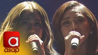 ASAP: Sarah and Angeline sing