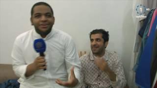 برنامج بروفة العيد الحلقة ١ (مسرحية ان فولو)