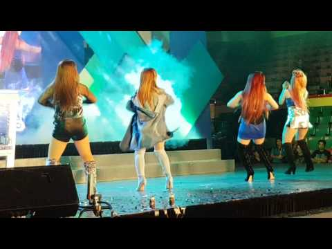 4th Impact - Formation / Crazy in Love (Cuneta Astrodome 04.08.2017)