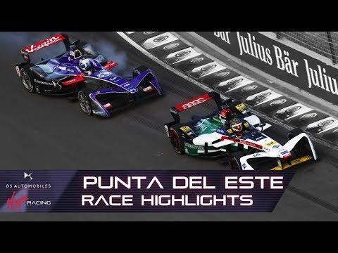 Xxx Mp4 Formula E Punta Del Este E Prix Race Highlights DS Virgin Racing S4 R6 3gp Sex