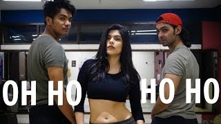 Oh Ho Ho Ho (Ishq Tera Tadpave) Dance Routine |  Anmol, Mohit & Tanya Choreography