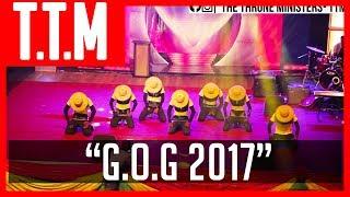 WORLD BEST GOSPEL DANCE CREW - TTM Performs at G.O.G 17