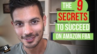 Amazon FBA Tips For Beginners: 9 Secrets To Success On Amazon In 2019