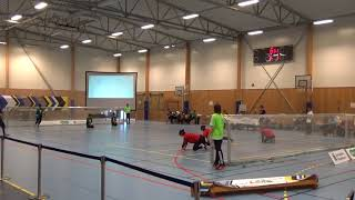 2018 Goalball World Championships China v Algeria 1st Half
